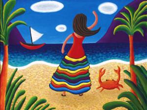 New Sea Dancer - Catherine Lee Neifing