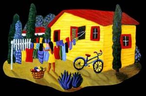 Ojai Laundry - Catherine Lee Neifing