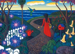 The Garden Path - Catherine Lee Neifing