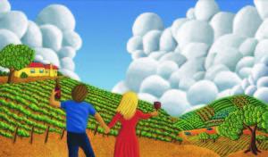 The Vineyard - Catherine Lee Neifing