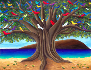 World of Birds - Catherine Lee Neifing