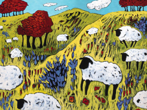 Arcata Sheep