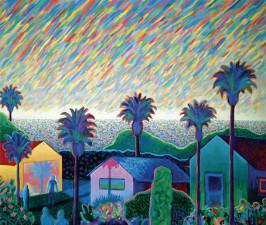 Honolulu Sunset - Cathy Neifing