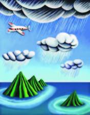 Inter Island Flight